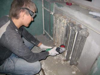 Как почистить радиатор отопления своими руками?