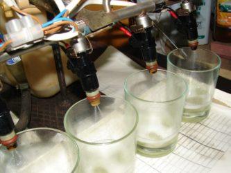 Как промыть форсунки своими руками?