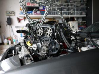 Что такое СВАП двигателя?
