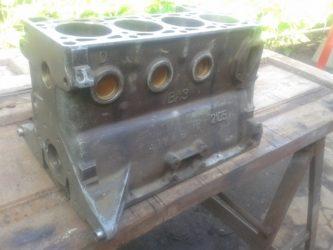 Что делать если треснул блок двигателя?