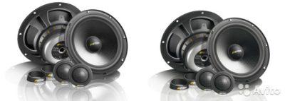 Какая компонентная акустика 16 СМ лучше?