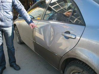 Восстановление украденных автомобильных номеров