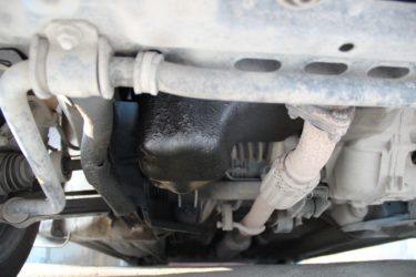 Что делать если течет масло из двигателя?