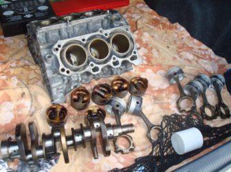 Что входит в капитальный ремонт двигателя?